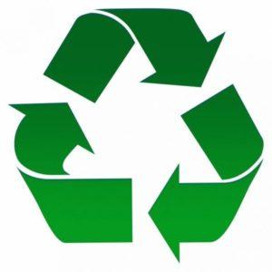 logo plastica riciclata